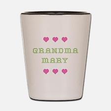 Grandma Mary Shot Glass