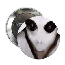 """Alien 2.25"""" Button"""