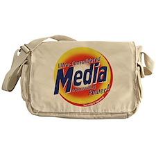 Unique Media Messenger Bag