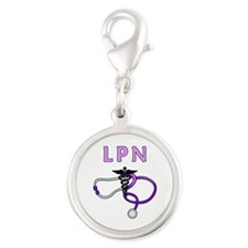 LPN Nursing Charms