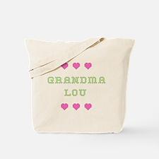 Grandma Lou Tote Bag