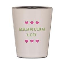 Grandma Lou Shot Glass