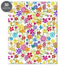 Flower Field Puzzle