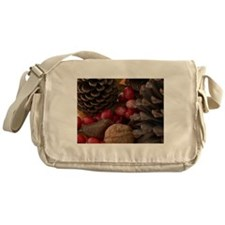 Fall Nature Messenger Bag