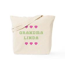 Grandma Linda Tote Bag