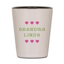 Grandma Linda Shot Glass