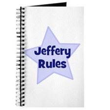 Jeffery Rules Journal