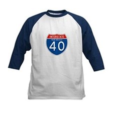 Interstate 90 - WY Tee