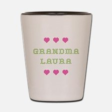 Grandma Laura Shot Glass