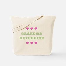 Grandma Katharine Tote Bag