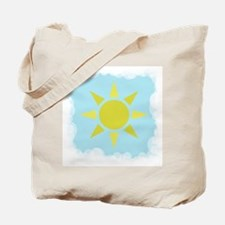 Sun and Sky Tote Bag