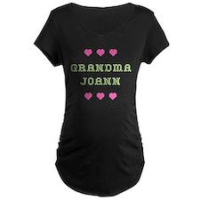Grandma Joann Maternity T-Shirt