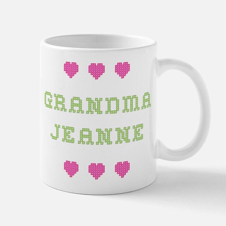 Grandma Jeanne Mug