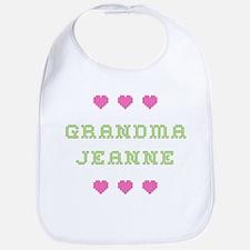 Grandma Jeanne Bib