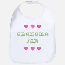 Grandma Jan Bib