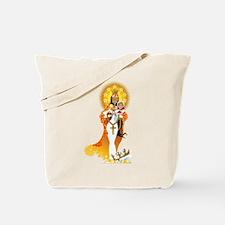 La Virgen de la Caridad del Cobre Tote Bag
