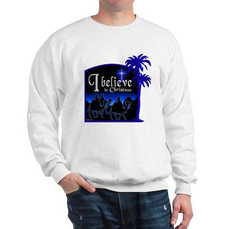 """I Believe in Christmas"" Sweatshirt"
