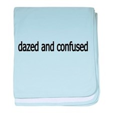 dazed and confused baby blanket