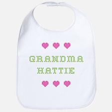 Grandma Hattie Bib