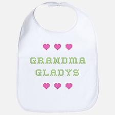 Grandma Gladys Bib
