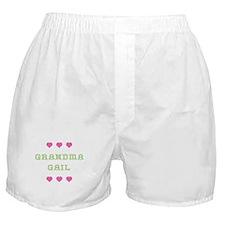 Grandma Gail Boxer Shorts