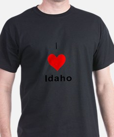 I heart Idaho T-Shirt