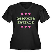 Grandma Estelle Plus Size T-Shirt
