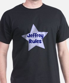 Jeffrey Rules T-Shirt