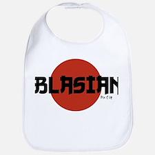 Blasian Baby Bib