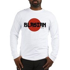 Blasian Long Sleeve T-Shirt