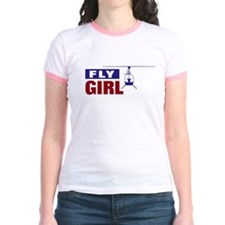 HeliFlyGirl T-Shirt