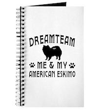 American Eskimo Dog Designs Journal