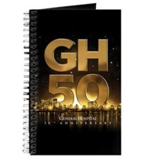 General Hospital 50th Anniversary Journal
