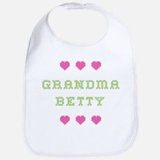 Grandma Betty Bib