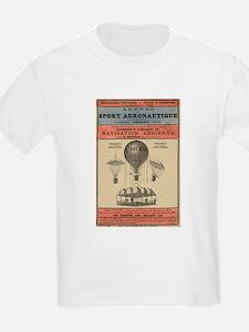 French Aeronautique Poster T-Shirt