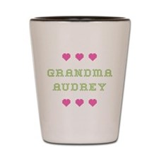 Grandma Audrey Shot Glass