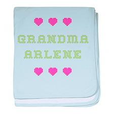 Grandma Arlene baby blanket
