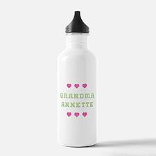 Grandma Annette Water Bottle