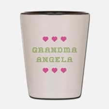 Grandma Angela Shot Glass