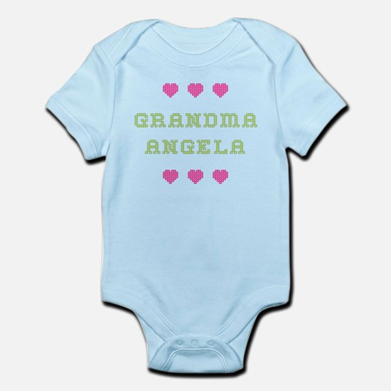 Grandma Angela Body Suit