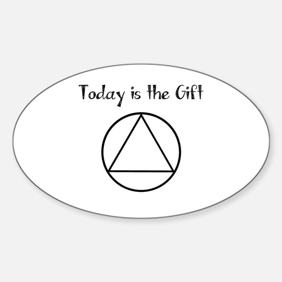 Today is the Gift Decal