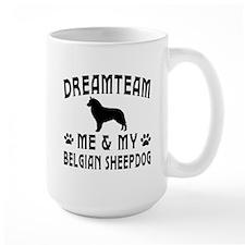 Belgian Sheepdog Dog Designs Mug