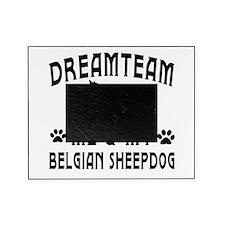 Belgian Sheepdog Dog Designs Picture Frame