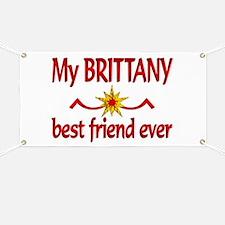 Brittany Best Friend Banner