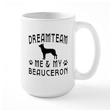 Beauceron Dog Designs Mug