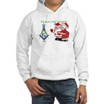 The Masonic Tree Hooded Sweatshirt