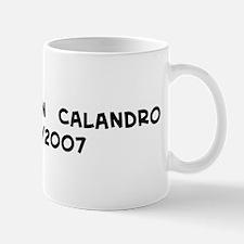 Chris & Joann   Calandro  05 Mug