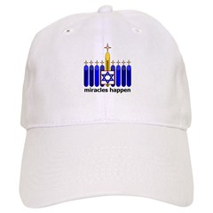 Baseball Cap - miracles