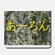Your name in Japanese Hiragana System (Aaron) Mous