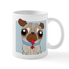Pug I Didnt Do It Mug